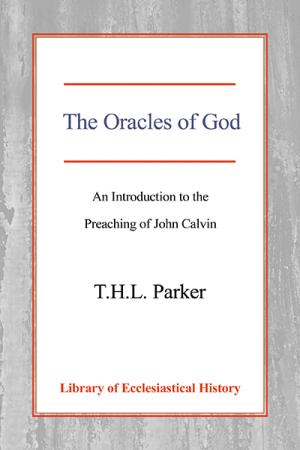 The Oracles of God: An Introduction...
