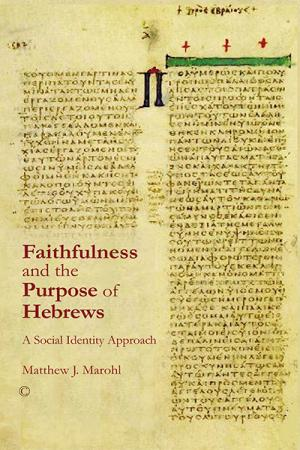 Faithfulness and the Purpose of Hebrews: ...