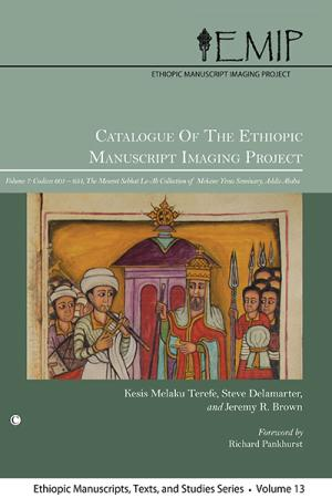 Catalogue of the Ethiopic Manuscript ...