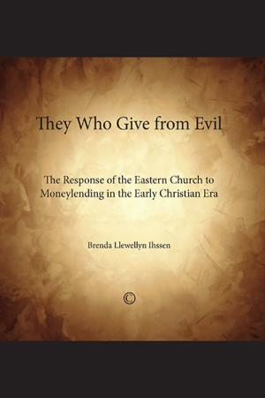 They Who Give From Evil: The Response...
