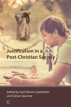 Justification in a Post-Christian Society