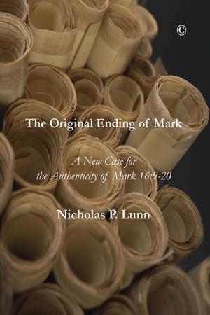 The Original Ending of Mark: A New Case...
