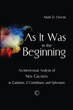 As It Was in the Beginning: An Intertextual...