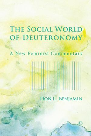 The Social World of Deuteronomy: A New ...