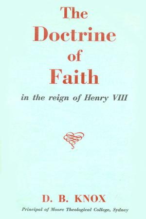 The Doctrine of Faith in the Reign of...